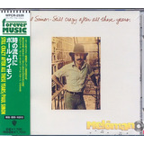 Paul Simon 1975 Still Crazy After All These Years Cd Com Obi