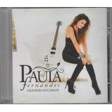 Paula Fernandes   Cd Grandes Sucessos   Lacrado