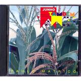 Paulo Matricó   Cd Junho Também 1997 Novo Frete Grátis