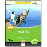 Peach Boy   Level C   Witch Cd rom   Serie Helblin