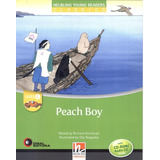 Peach Boy   With Cd rom audio Cd   Level C