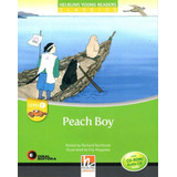 Peach Boy   With Cd rom And Audio Cd   Level C