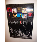 Pearl Jam Poster Cartaz Da Banda Eddie Vedder Pearl Jam