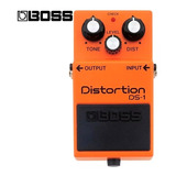 Pedal Boss Ds1 Distorção Ds 1 Guitarra - Original Com Nfe