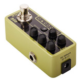Pedal Preamp Guitarra Mooer Us Cd M006 Fender Blues Deluxe