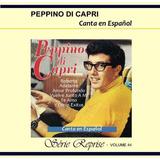 Peppino Di Capri Canta En Español   Cd Remasterizado   Novo