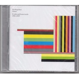 Pet Shop Boys   Format B sides   Bonus Tracks Cd Duplo Novo