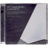 Pet Shop Boys 2006 Concrete Cd Duplo Left To My Own Devices