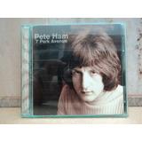 Pete Ham 7 Park Avenue 1997 ryko badfinger cd