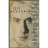 Peter Murphy   Fita Cassete K7 Love Hysteria   1988
