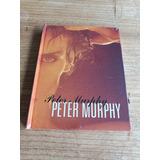 Peter Murphy Box 5 Cds  Import Novo Lacrado Pronta Entrega