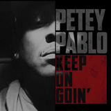 Petey Pablo Keep On Goin  Cd Import