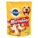Petisco Para Cães Adultos Recheio Carne Pedigree Marrobone Pouch 200g