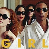 Pharrell Williams Girl   Cd Pop