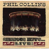 Phil Collins Serious Hits Live   Cd Rock