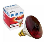Philips - Lâmpada Infravermelho Fisioterapia 150w 127v