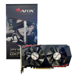 Placa De Vídeo Afox Nvidia Gtx 1050 Ti 4gb Gddr5 128bit Dual