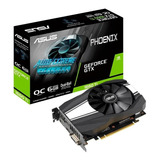 Placa De Vídeo Asus Geforce Gtx 16 Series Ph gtx1660 6g 6gb