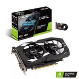 Placa De Vídeo Asus Geforce Gtx 1650 Oc 4gb Dual 128 Bits