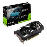 Placa De Vídeo Nvidia Asus  Dual Geforce Gtx 16 Series Gtx 1650 Dual gtx1650 o4g Oc Edition 4gb