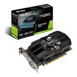 Placa De Vídeo Nvidia Asus Geforce Gtx 16 Series Gtx 1650 Ph gtx1650 o4g Oc Edition 4gb