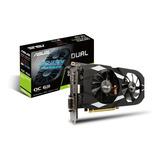 Placa De Vídeo Nvidia Asus Geforce Gtx 16 Series Gtx 1660 Ti Dual gtx1660ti o6g Oc Edition 6gb