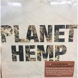 Planet Hemp Box Com 5 Cds