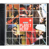 Planet Hemp Cd Ao Vivo Novo Lacrado Original