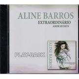 Playback Aline Barros   Extraordinário Amor De Deus Original