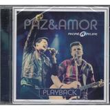 Playback André E Felipe   Paz E Amor
