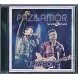 Playback André E Felipe Paz E Amor B50
