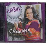Playback Cassiane   Ao Som Dos Louvores