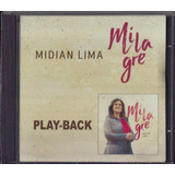 Playback Midian Lima Milagre Mk B11