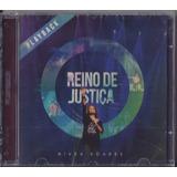 Playback Nívea Soares Reino De Justiça Lc75