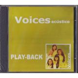 Playback Voices Acústico Mk Lc11