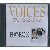Playback Voices Por Toda Vida Mk Lc11