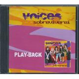 Playback Voices Sobreviverei Mk Lc11