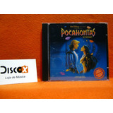 Pocahontas Em Português   Cd Filme Disney
