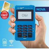 Point Mini Chip Mercado Pago Maquinha Não Precisa De Celular