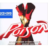 Poison   The Best Of   Poison d    Greatest Video  box Imp