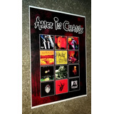 Poster Banda Alice In Chains Dirt Alice Chains Unplugged