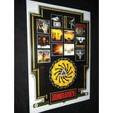 Poster De Coleção Soundgarden Audioslave Banda Soundgarden