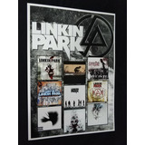 Poster Linkin Park Minutes To Midnight Park Living Things