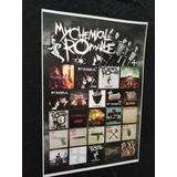Poster My Chemical Romance Cartaz Vinil My Chemical Romance