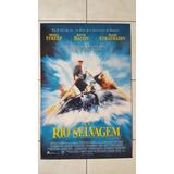 Poster O Rio Selvagem 1994 Geek Nerd Omelete Box