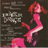 Power Dance Cd Power Dance Planet Soul Coolio Alexia X Fade
