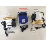 Pressurizador Agua Quente E Fria Pos Boiler B. Press 11mca