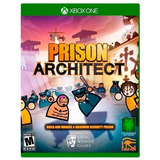 Prison Architect   Xbox One Mídia Física Cd Original