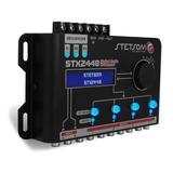 Processador De Áudio Digital Stetsom Stx2448 Mais Vendido