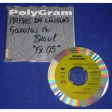 Promo Malhação   Cd Promocional   1998   Tequila Baby